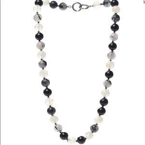 Tiffany Moonstone necklace